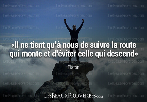 Les beaux proverbes proverbes citations et pens es for Haute opinion de soi