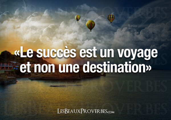 le destin proverbe