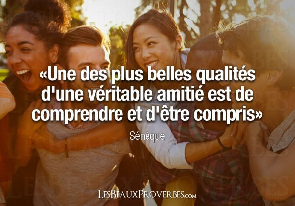 les beaux proverbes  u2013 proverbes  citations et pens u00e9es positives  u00bb  u00bb amiti u00e9
