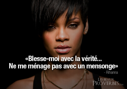 rihanna citations amour
